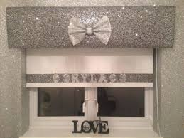 free silver glitter bedroom wallpaper