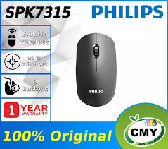<b>Philips M315</b> SPK7315 <b>Wireless</b> Mouse Gaming Mouse <b>Wireless</b> ...