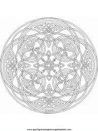 Mandala Colorare Az Colorare