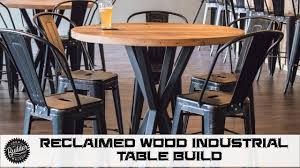 industrial reclaimed furniture. How To Build Reclaimed Industrial Tables Furniture I