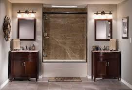 beautiful bathtub to shower conversion in dallas
