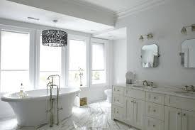 chandeliers over bathtubs chandelier over bathtub chandelier