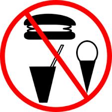 No Food Allowed Clip Art at Clker.com - vector clip art online, royalty  free & public domain