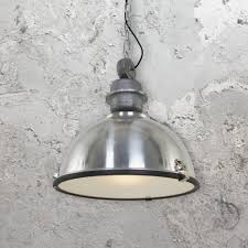 industrial pendant lighting. Large Vintage Industrial Pendant Light Lighting O