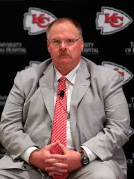 andy reid. andy reid photos - kansas city chiefs introduce zimbio s