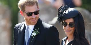 Body language expert judi james has decoded the duke and duchess of sussex's less than tactile display inside st george's chapel, windsor castle. Meghan Markle Sparkles On Birthday While At Wedding With Harry Princess Eugenie And Jack Brooksbank Photo 1