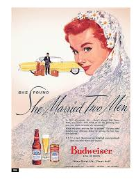 budweiser adapted their ist ads from