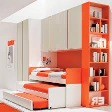 Orange Color Bedroom The 20 Cool Orange Bedrooms Design 2016