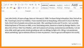 example autobiography essay co example autobiography essay