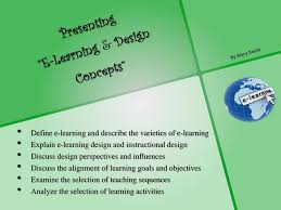 Instructional Design Concepts Ppt Edu697 Instructional Design Principles And Theory Dr