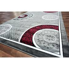 red black and grey rugs spacious bedroom ideas adorable area rug reviews ca from white gray red black and grey rugs