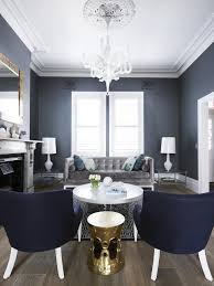 25 Elegant And Exquisite Gray Dining Room IdeasBlue And Gray Living Room Ideas