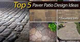 patio pavers how to create a beautiful