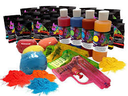 Amazon Com Color Powder Party Box