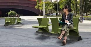 nature inspired furniture. brilliant bendable benches nature inspired furniture