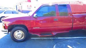 1996 CHEVROLET C/K 3500 5.7L V8 Extended Cab DUALLY Pickup Truck ...