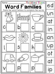 Simple sentence worksheets for kindergarten. Cvc Words Worksheets And Online Exercises