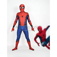 spider man homecoming suit captain