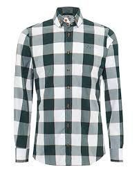 Amazon Com Vivienne Westwood Two Button Krall Gingham Shirt