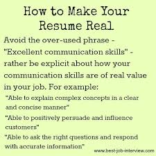 resume catch phrases 20 powerful words to use in a resume now