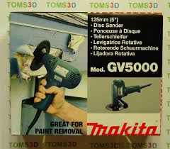 makita disc sander. click on this link or above image to see larger front package image. use browser back button return. makita disc sander