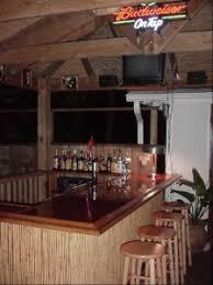 Summer tiki bar themes: