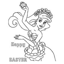 Small Picture Disney Ariel Coloring Pages Online Coloring Pages