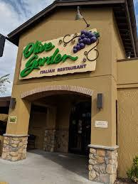 olive garden italian restaurant meal takeaway 2801 e busch blvd tampa fl