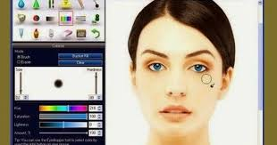 photo makeup software free and give makeup your photo free and easy is very easy on pc software editor