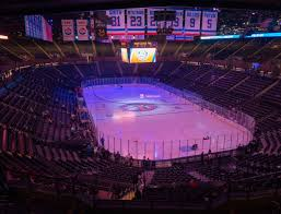 Nassau Veterans Memorial Coliseum Section 215 Seat Views