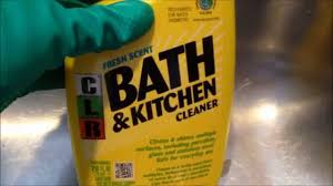 HOW TO Clean Up Stainless Steel Sinks: CLR Kitchen Cleaner   :   YouTube