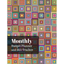 Monthly Budget Planning Monthly Budget Planner And Bill Tracker With Calendar 2018 2019 Monthly Spending Planner Bill Planner Financial Planning Journal Expense Tracker