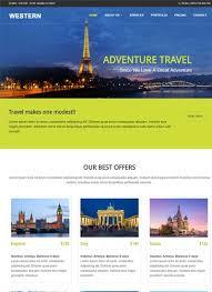 Travel Templates Best Travel Agency Website Templates Free 2019 Webthemez
