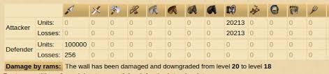 Tribal Wars Catapult Chart The True Ram Guide Tribal Wars En