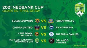 Football #futbol #futebol nedbank cup quarterfinal '14   mamelodi sundowns vs orlando pirates. Nedbank Sport On Twitter The Nedbankcup2021 Quarter Final Line Up Has Been Confirmed