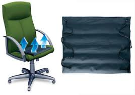 cooling office chair. You\u0027re Probably Sitting In A Seat Right Now That\u0027s Getting Unbearably Hot, Struggling With The Hot Butt Phenomenon And Wishing You Had Self-Cooling Cooling Office Chair