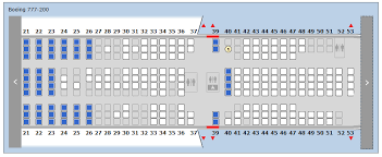 United Boeing 777 Seating Chart International Everything You Wanted To Know About Where To Sit On 777 200