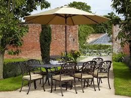Metal Garden Furniture Sets Uk Mybktouch For Metal Garden Table