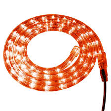 Cut To Length Led Lights Amazon Com Brilliant Brand Lighting Orange Led Rope Light
