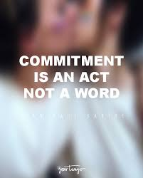 Quotes About Commitment Cool 48 Famous Inspirational Quotes About Love Commitment YourTango