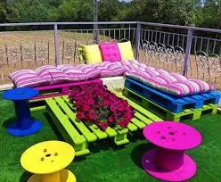 pallets garden furniture. Pallet Patio Furniture Pallets Garden E