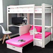 bunk bed with desk and couch. Sale Thuka HIT High Sleeper Bed With Sofa \u0026 Desk Bunk And Couch O