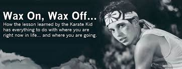 Karate Kid Quotes Enchanting Good Perspective On Life Daniel Karate Kid KARATE KID