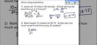 how to solve a word problem that involves proportions math wonderhowto