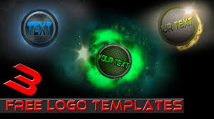Youtube Logo Templates Youtube Gaming Logo Template