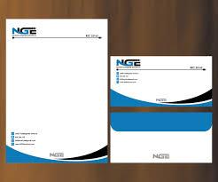 Modern, Professional Letterhead Design for Nathan Gardiner ...