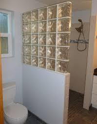 Wonderful Glass Block Wall Divider In Glass Block Wall Divider