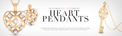 heart pendents