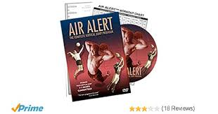 Amazon Com Air Alert The Complete Vertical Jump Program