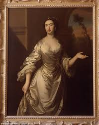 vanity mirror used by tragic th century society beauty who beauty tragic maria gunning the former countess of coventry was the 18th century celebrity